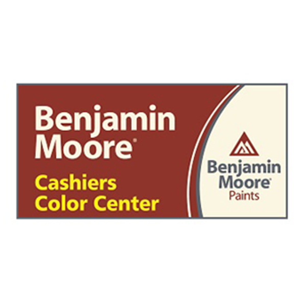 Benjamin Moore Cashiers Color Center